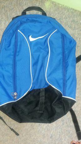 Oryginalny Plecak Nike niebieski