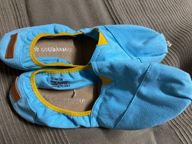 alpercatas/sapatilhas Quebramar nº41