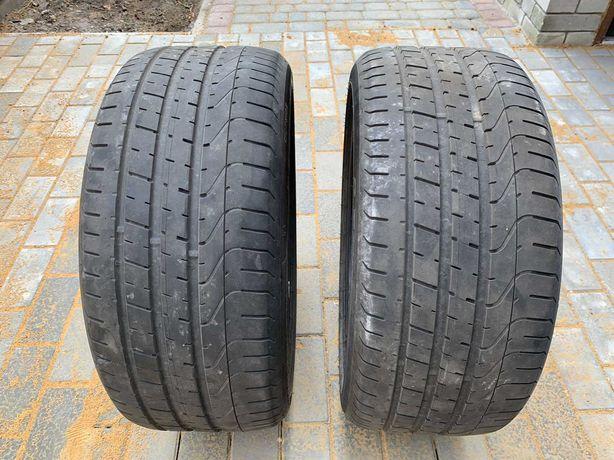 5,9/6,4 мм Pirelli P Zero R19 255 35 (2014/2015) літо резина