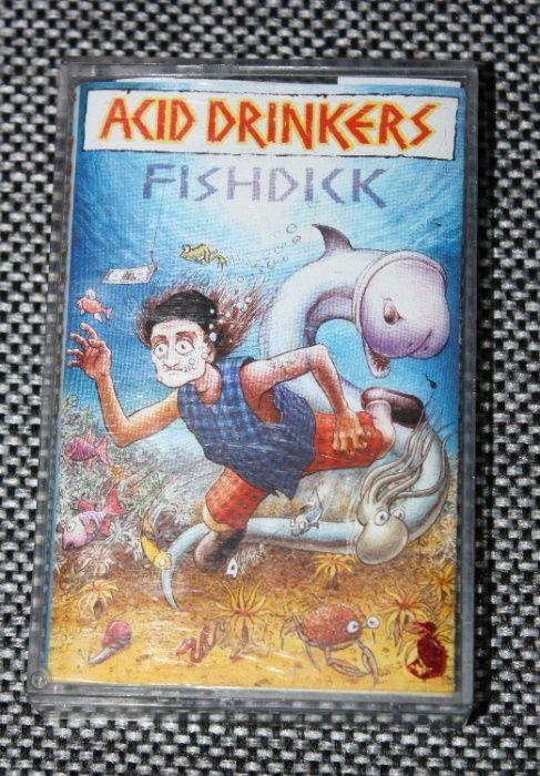 Kaseta magnetofonowa Acid Drinkers