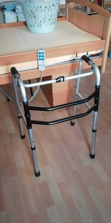 chodzik rehabilitacyjny, dla seniora, osoby niepełnosprawnej
