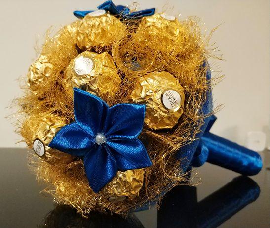 Słodki Bukiet z Ferrero Roche