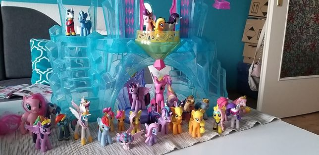 Zabawki zestaw My Little Pony