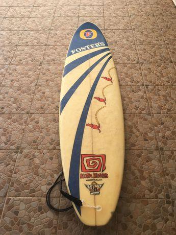 Prancha Surf Australiana Vintage 7'6