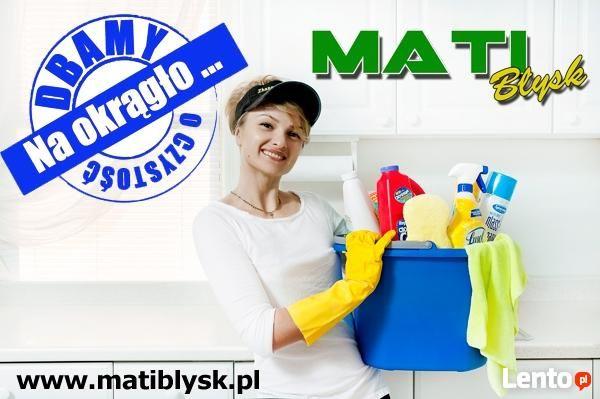 Sprzątanie Mieszkań Domów Biur Hoteli Pranie Tapicerki!!