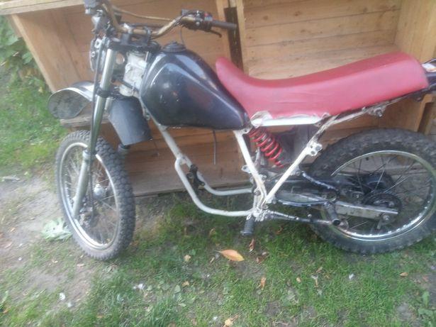 Rama Yamaha dt 80 loncin 250 200 Swap wysyłka