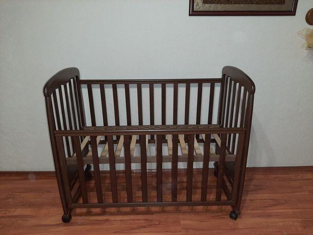 Кроватка манеж Верес