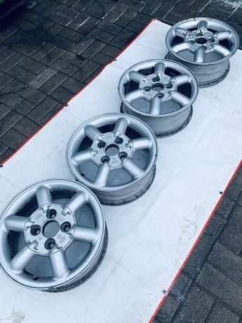 Felgi Aluminiowe 15' Cali 4x114.3 6Jx15 ET 44 Volvo V40/S40