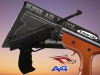Wiatrówka Pistolet Sprężynowy SUPER AIR PISTOL 5.5MM