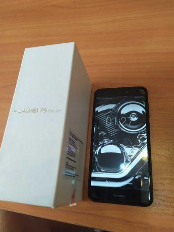 Huawei p9 Liteczarny