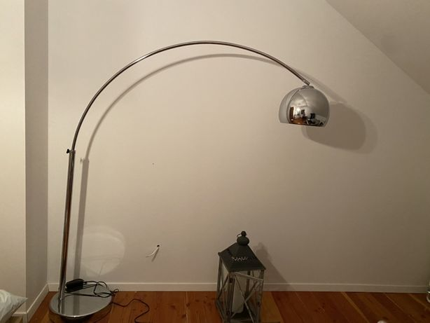 Lampa stojaca podłogowa glamour