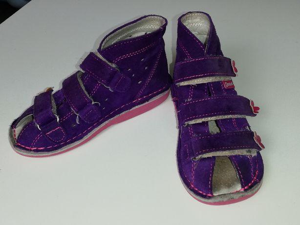 Buty profilaktyczne Daniel roz. 24 - pantofle/kapcie