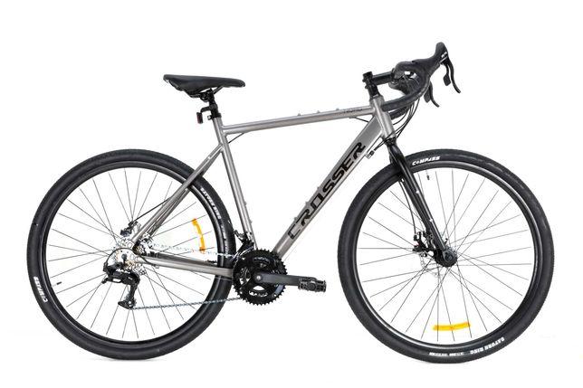 Велосипед алюм гревел Crosser Gravel NORD 28 Trek GT гравел циклокросс