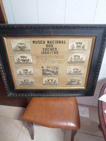 Quadro Museu dos Coches