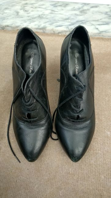 Sapato pele original Morgana Rizato Brazil mulher