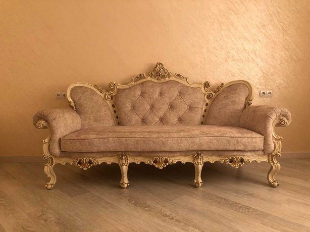 Гостиная мебель в стиле бароко