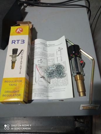 Механічний регулятор тяги