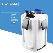Внешний фильтр SunSun HW-704A для аквариума до 800л. Аквариум.Фильтр.