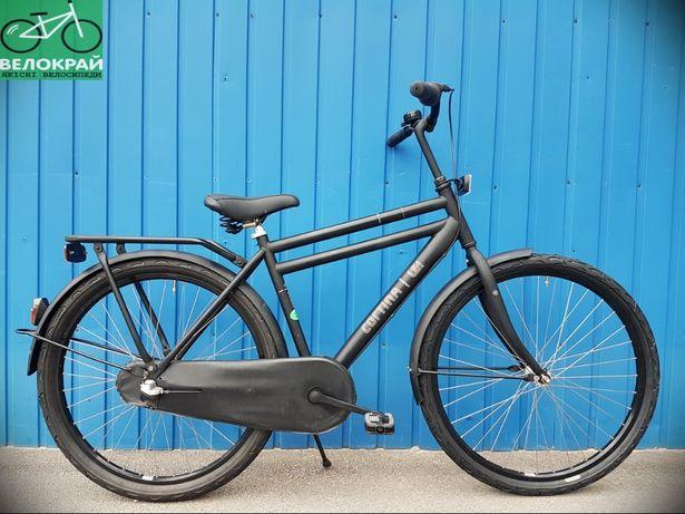 Стильний голландський велосипед крузер Cortina на Nexus 3 #Велокрай