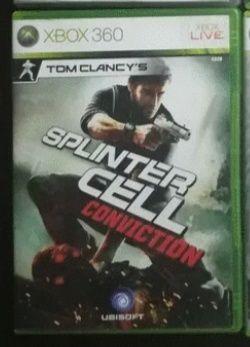 Splinter Cell Convition