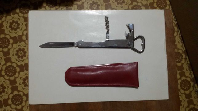 Коллекционный нож складной нержавеющий