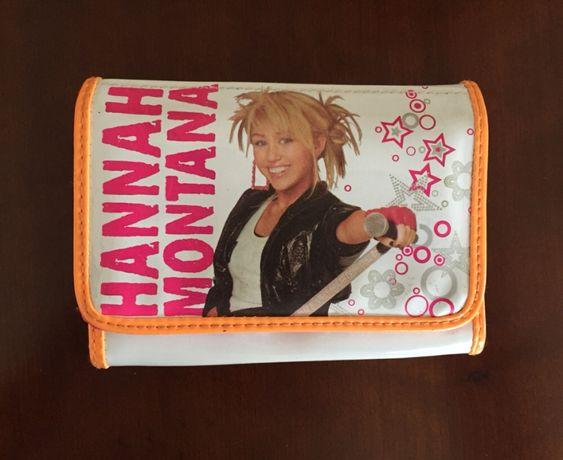 Porta-moedas Hannah Montana