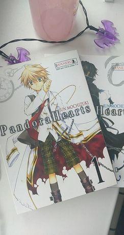 Manga pandora hearts tom 1