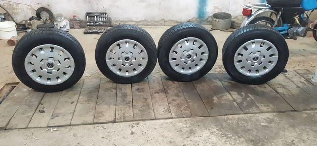 Зимові колеса R-15 розболтовка 5-110