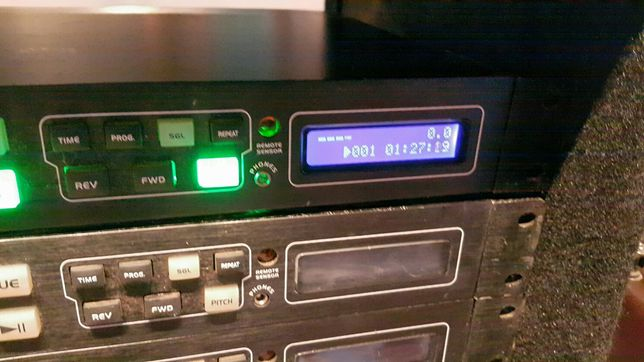 Omnitronic CMP-101, CdJ, cd do Dj'ów, Mp3