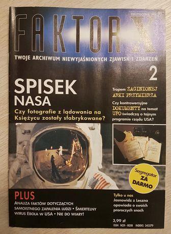Faktor X - 2/1998 Spisek NASA