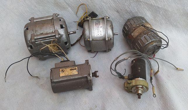 Электродвигатель 220/380В, 27В, 4Вт, 6Вт, 16 Вт, 25 Вт, 14 Вт
