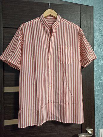 Рубашка летняя . 50 размер