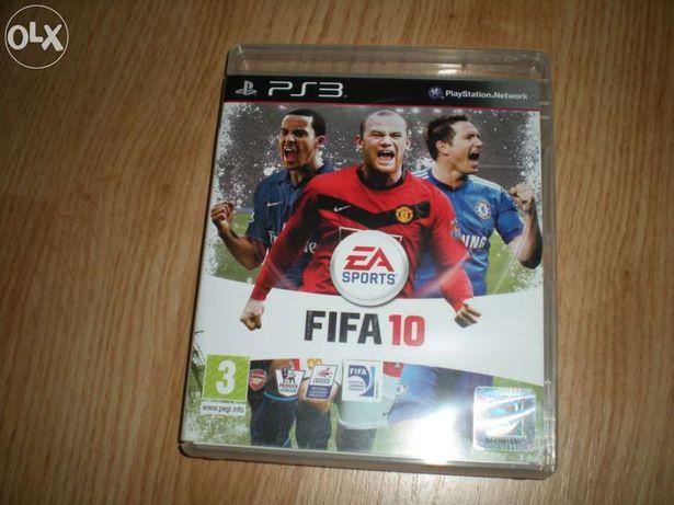 Jogos para ps3: FIFA 12, FIFA 11 e FIFA 10