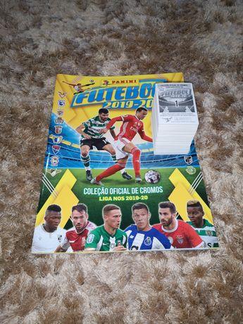 Coleção Futebol 2019-20 COMPLETA