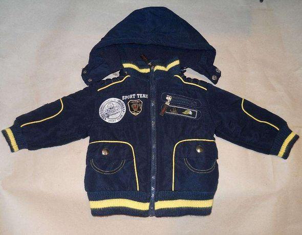куртка єврозима,демисезон,від 6 міс.
