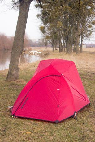 Намет туристичний двомісний. Алюмінієвий каркас, 2.2 кг. Палатка