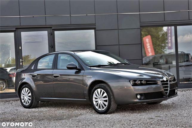 Alfa Romeo 159 1.8 MPI 4X Elektryczne Szyby Jasny Środek Klimatyzacja Tempomat Kredyt