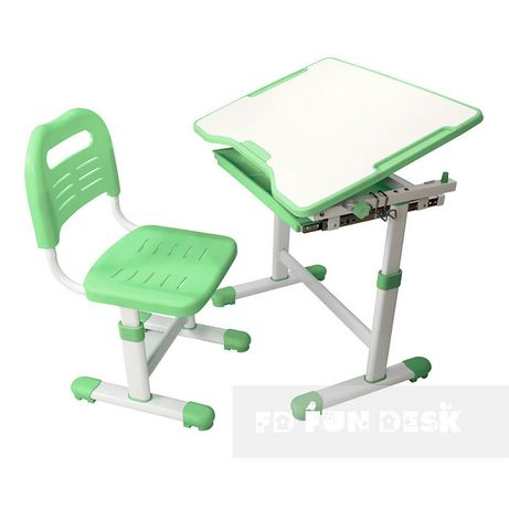 Парта+стул трансформеры FunDesk Sole2 и Sole!+лампа+бесплатная доставк