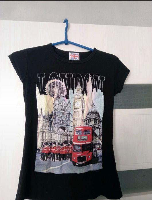 T-shirt z Londynu Ujście - image 1