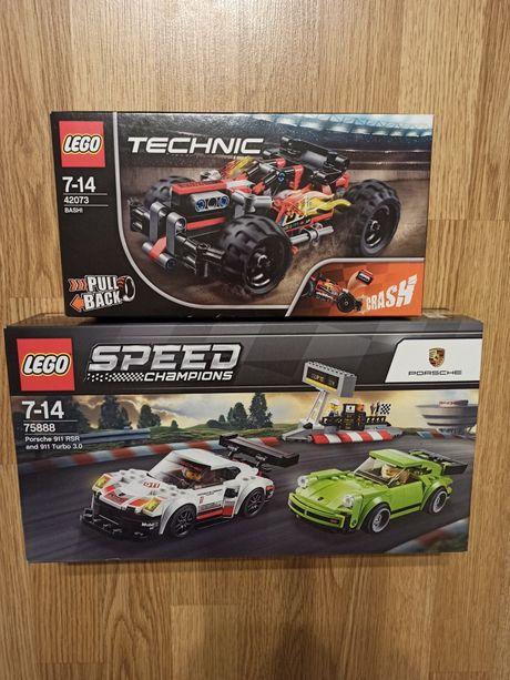 LEGO auto Porshe 75888 Technic limitowane