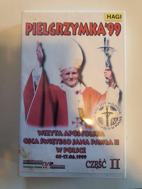 Jan Paweł II Pielgrzymka 1999 VHS