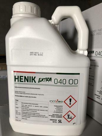 Henik extra 5L 040 OD nikosulfuron nikson nikosh chwasty w kukurydzy