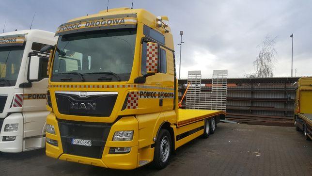 Pomoc Drogowa MAN TGX 440 EURO 6zabudowa 2020 ROK