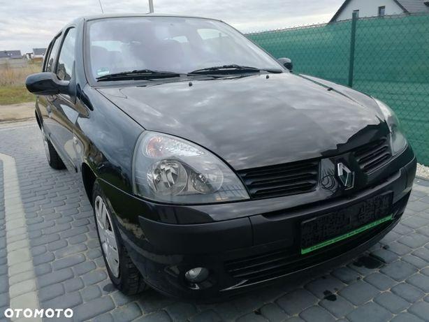 Renault Clio zadbane, ładne, klimatronic