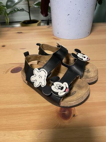 Buty sandałki Myszka Mickey H&M 20/21