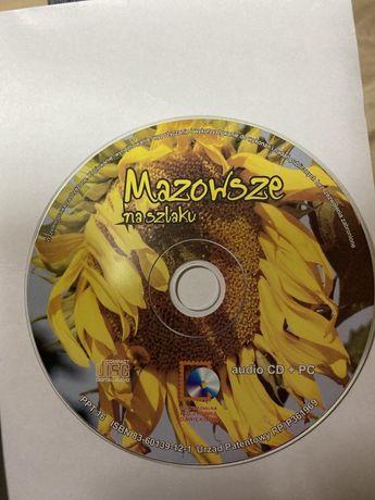 Płyta CD Mazowsze