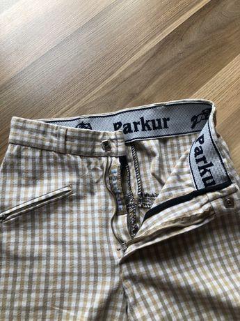 Spodnie jeździeckie PARKUR roz.146