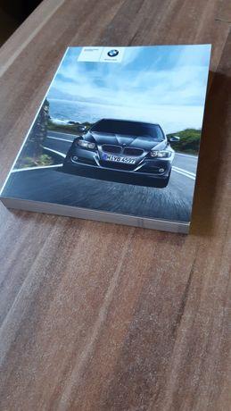 BMW E91 08-12 I-DRIVE instrukcja obslugi PL