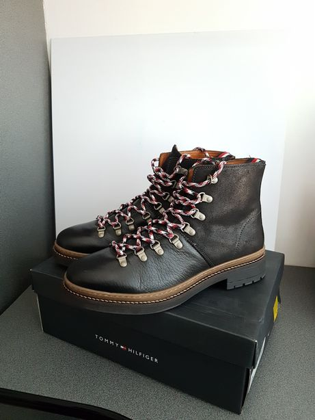 Buty Tommy Hilfiger Elevated Outdoor 43 Nowe