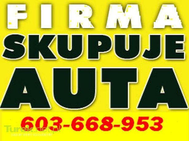 Skup Aut & Złomowanie Pojazdów Dobrze Zapłace  Pisz - Dzwoń